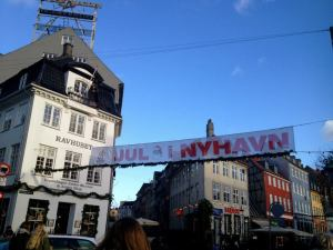"""Christmas in Nyhavn"""